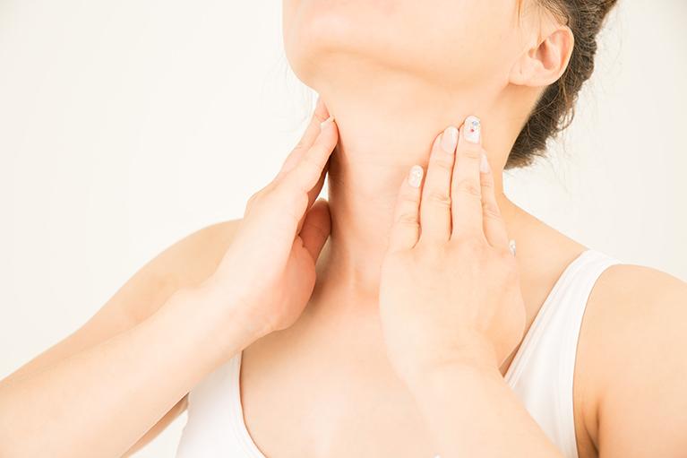 甲状腺検査